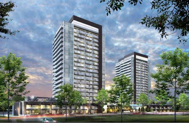 Skycity Condominiums at Yonge St At Hwy 407, Richmond Hill, Ontario. Image 8
