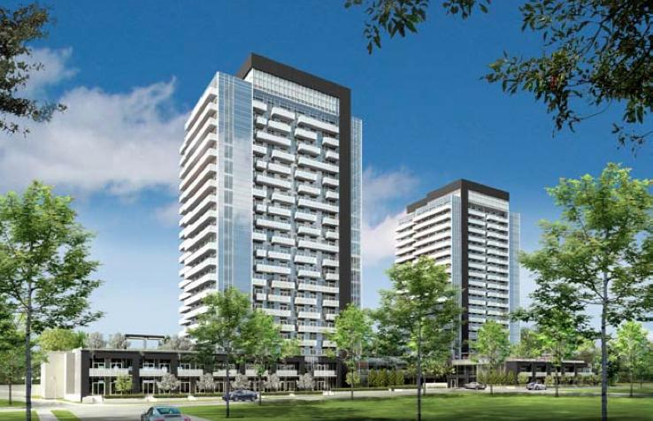 Skycity Condominiums at Yonge St At Hwy 407, Richmond Hill, Ontario. Image 9