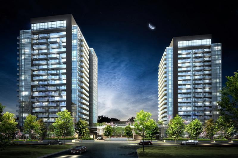 Skycity Condominiums at Yonge St At Hwy 407, Richmond Hill, Ontario. Image 10