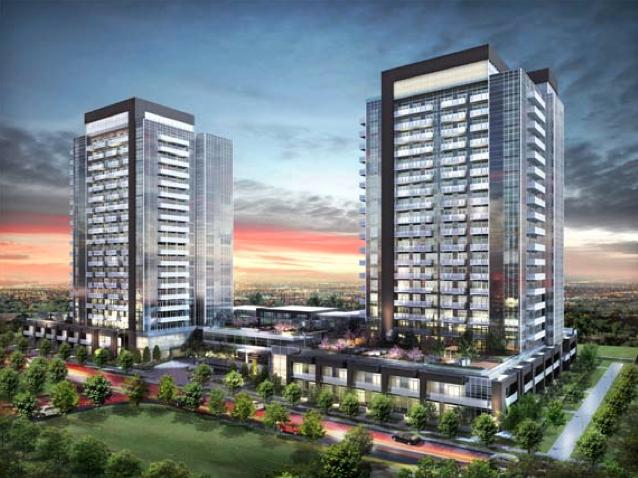 Skycity Condominiums at Yonge St At Hwy 407, Richmond Hill, Ontario. Image 12
