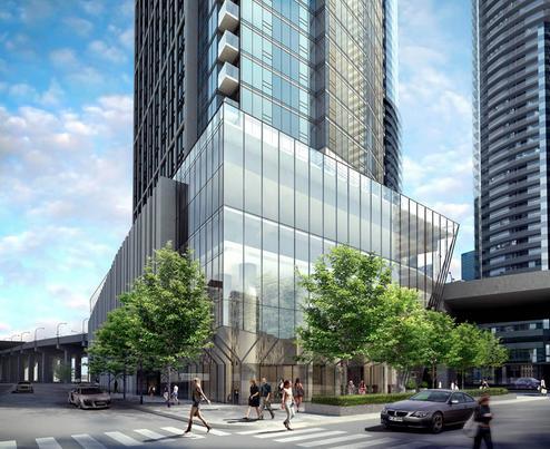 Ten York at 120 Harbour Street, Toronto, Ontario. Image 3