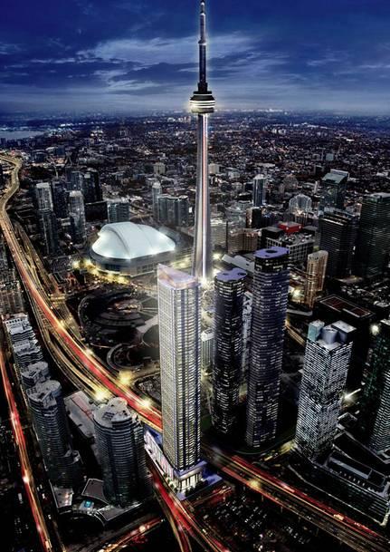 Ten York at 120 Harbour Street, Toronto, Ontario. Image 4