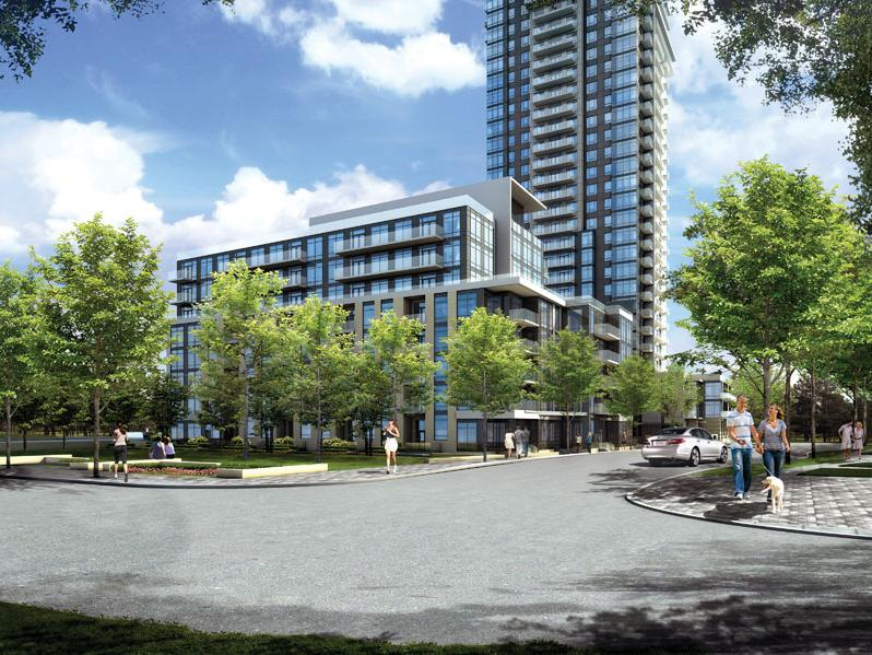 Parkside at Atria at 55 Ann O'Reilly Road, Toronto Central, Ontario. Image 2