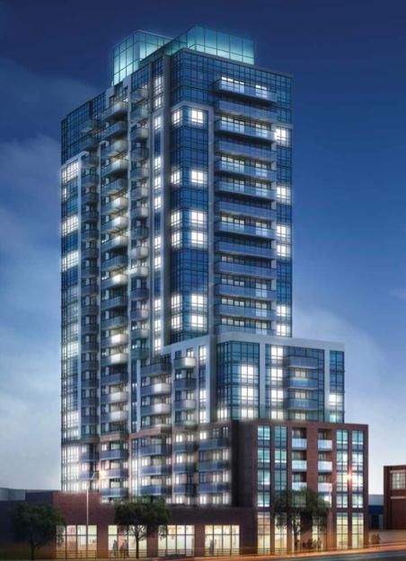 Fuse 2 at 1420 Dupont Street, Toronto, Ontario. Image 1