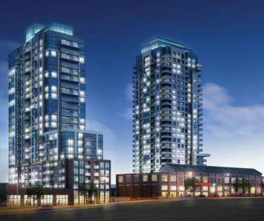 Fuse 2 at 1420 Dupont Street, Toronto, Ontario. Image 2