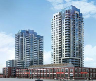 Fuse 2 at 1420 Dupont Street, Toronto, Ontario. Image 3
