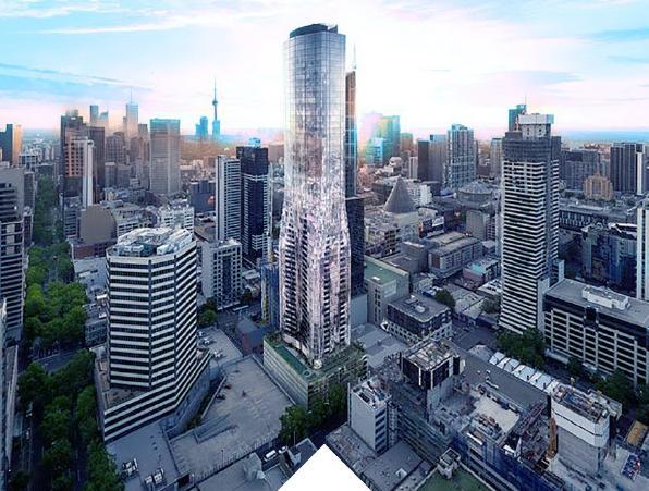 The Diamond Condominium Residences at 75 Canterbury Place, Toronto, Ontario. Image 5