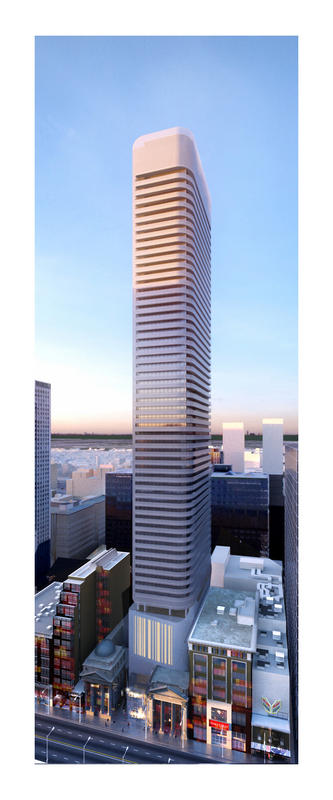 Massey Tower at 197 Yonge St, Toronto, Ontario. Image 1