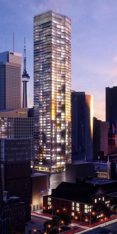Massey Tower at 197 Yonge St, Toronto, Ontario. Image 4