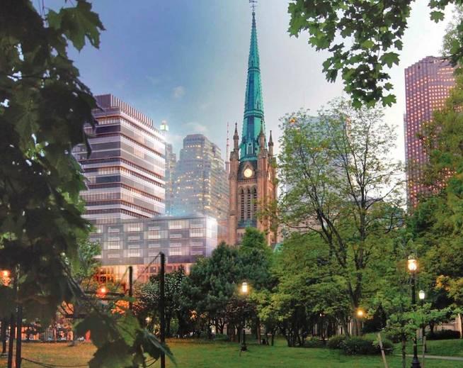 Sixty Colborne Condos at 60 Colborne Street, Toronto, Ontario. Image 8