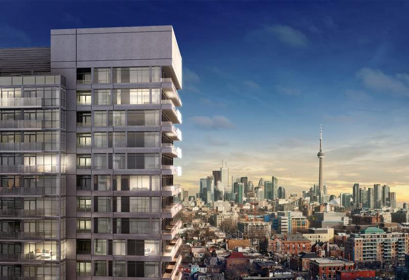 The Carnaby at 11 Peel Ave, Toronto, Ontario. Image 1