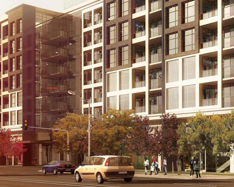 Tao Condos at Bayview Ave and Hightech Rd, Richmond Hill, Ontario. Image 4