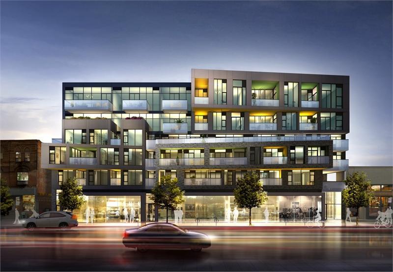 109 OZ at 109 Ossington Ave, Toronto, Ontario. Image 5