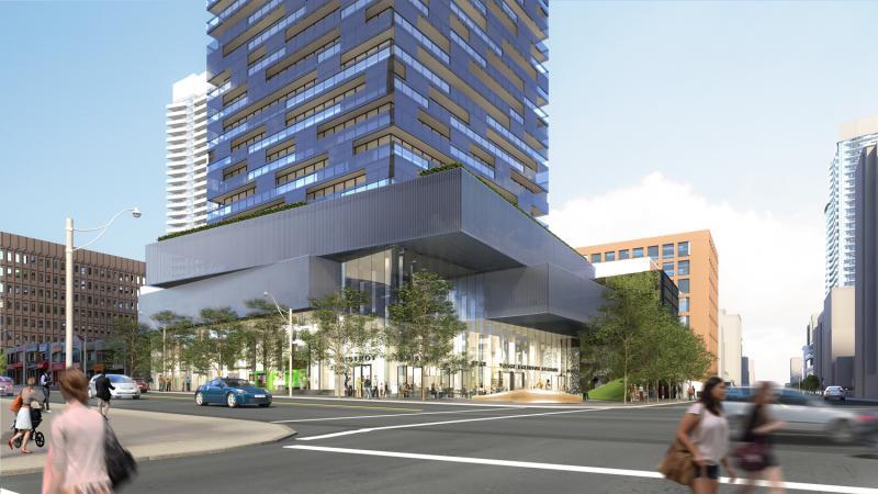 E Condos at 8 Eglinton Avenue East, Toronto, Ontario. Image 11