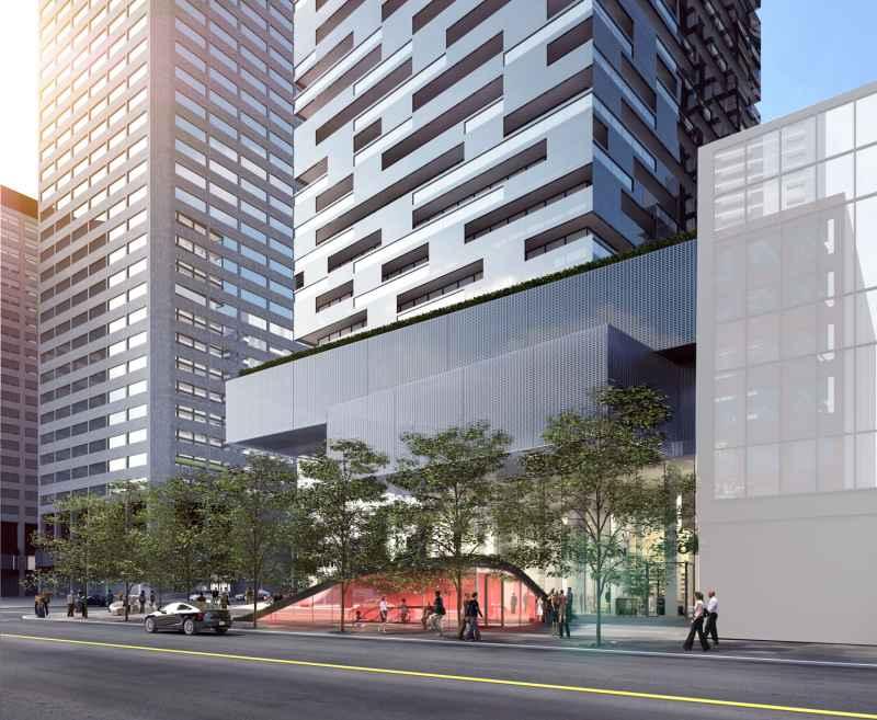 E Condos at 8 Eglinton Avenue East, Toronto, Ontario. Image 14