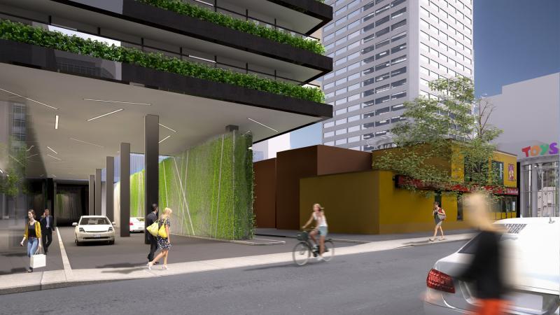 E Condos at 8 Eglinton Avenue East, Toronto, Ontario. Image 16