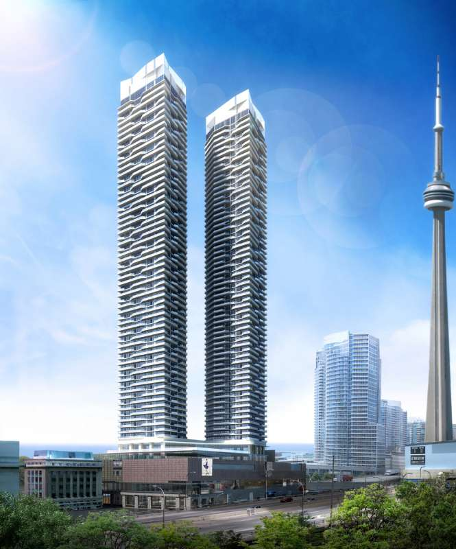 Harbour Plaza Residences at 90 Harbour Street, Toronto, Ontario. Image 12