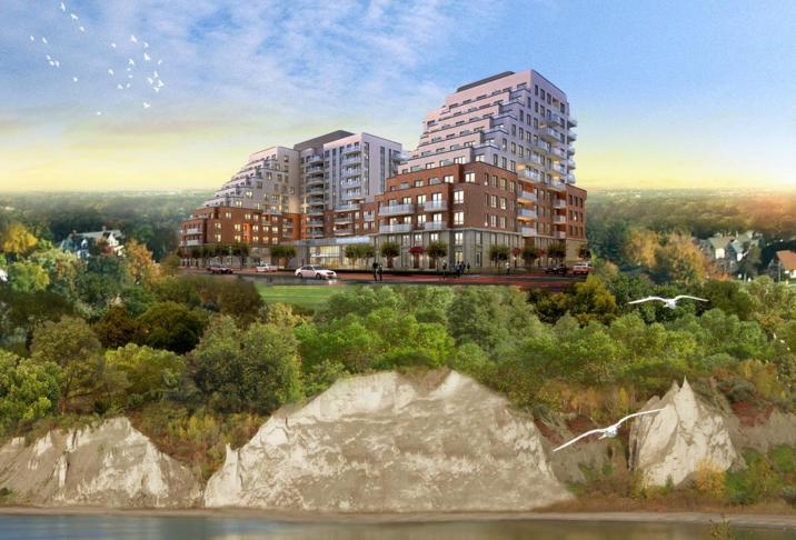 Haven on the Bluffs at 2229 Kingston Road, Toronto, Ontario. Image 1
