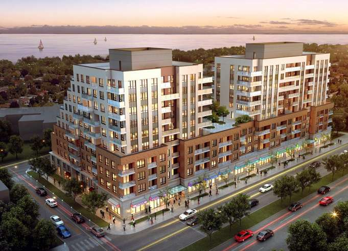Haven on the Bluffs at 2229 Kingston Road, Toronto, Ontario. Image 3