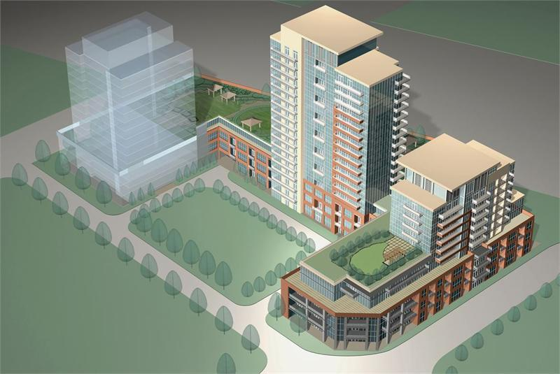 The Junxion Flats at 6 Lloyd Avenue, Toronto, Ontario. Image 3