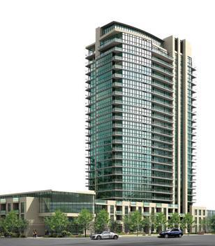 ONESherway - Tower Four at 700 Evans Avenue, Toronto, Ontario. Image 1