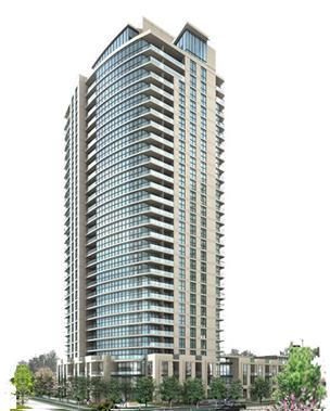 ONESherway - Final Tower at 700 Evans Ave, Toronto, Ontario. Image 1