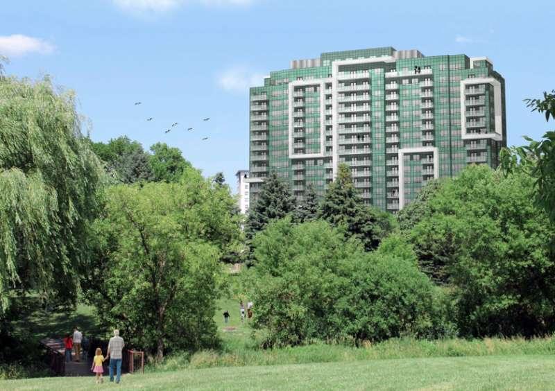 Danforth Village Estates at Danforth Road  and Eglinton Ave E, Toronto, Ontario. Image 3