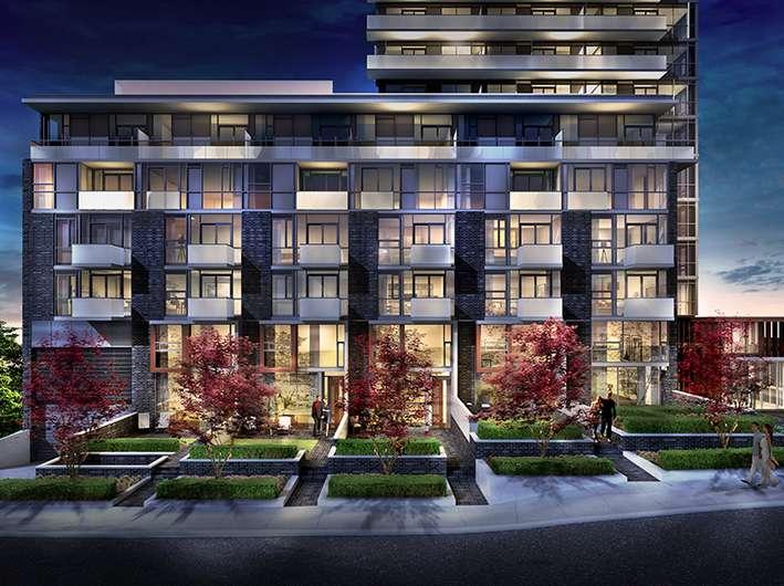 101 Erskine at 101 Erskine Avenue, Toronto, Ontario. Image 1