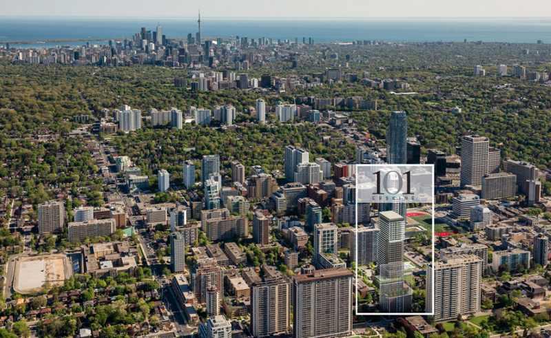 101 Erskine at 101 Erskine Avenue, Toronto, Ontario. Image 37