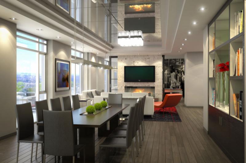 The College Condominium at Spadina at 297 College Street, Toronto, Ontario. Image 3