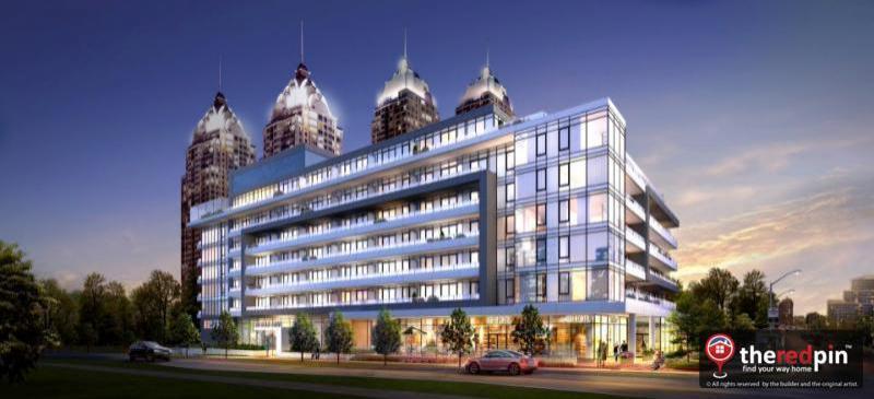 NY2 Condominiums at Bayview Ave & Sheppard Ave E, Toronto, Ontario. Image 5