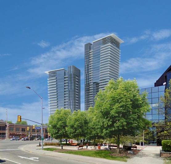 The Residences at Gordon Woods at 2120 Hurontario St, Mississauga, Ontario. Image 1