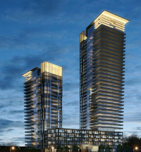 The Residences at Gordon Woods at 2120 Hurontario St, Mississauga, Ontario. Image 4