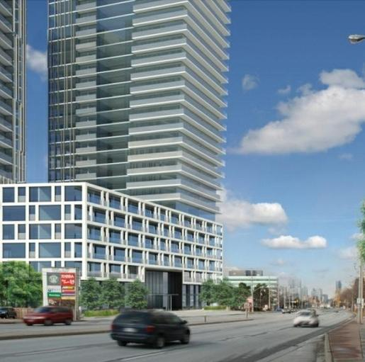 The Residences at Gordon Woods at 2120 Hurontario St, Mississauga, Ontario. Image 5