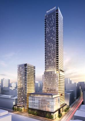 Four Seasons - West Tower at 60 Yorkville Avenue, Toronto, Ontario. Image 1