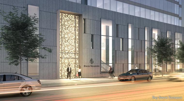 Four Seasons - West Tower at 60 Yorkville Avenue, Toronto, Ontario. Image 8