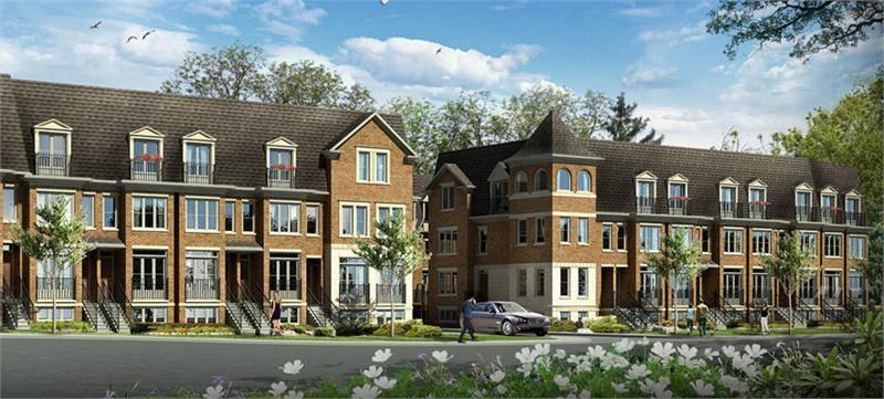 Baker Street Residences at Hopewell Avenue, Toronto, Ontario. Image 1