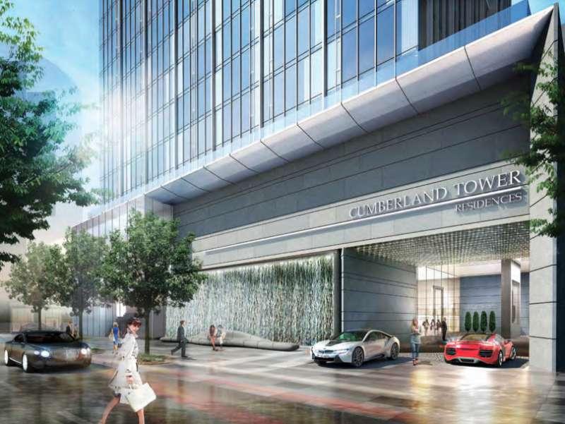 The Cumberland at Avenue Road & Cumberland Street, Toronto, Ontario. Image 6
