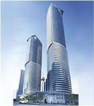 Ice Phase I - Condominiums at York Center at 12 York St, Toronto, Ontario. Image 2