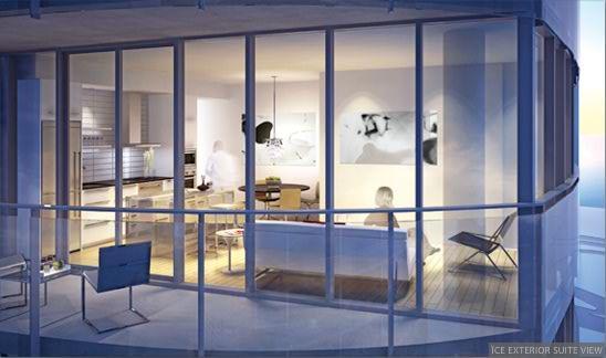 Ice Phase I - Condominiums at York Center at 12 York St, Toronto, Ontario. Image 6