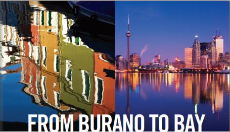 Burano Condominiums at 832 Bay St, Toronto, Ontario. Image 3