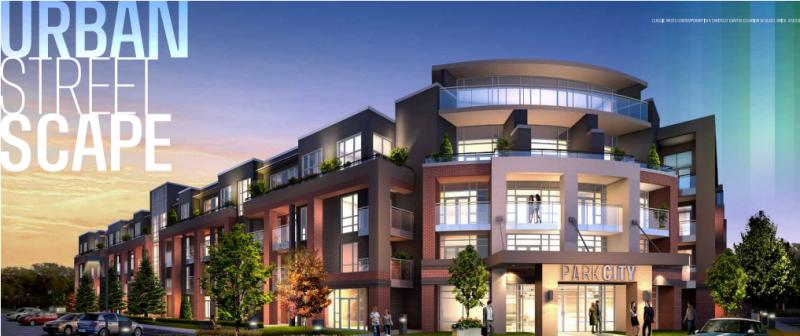 Park City Condominiums at Walkers Line & Upper Middle Rd, Burlington, Ontario. Image 1