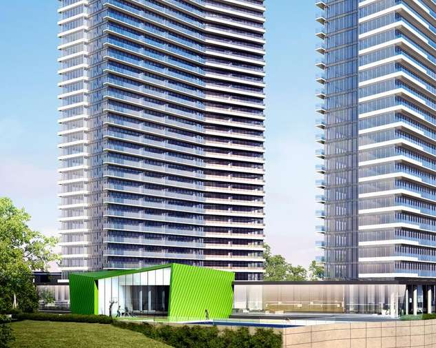 Opus at Esther Shiner Boulevard & Provost Drive, Toronto, Ontario. Image 5