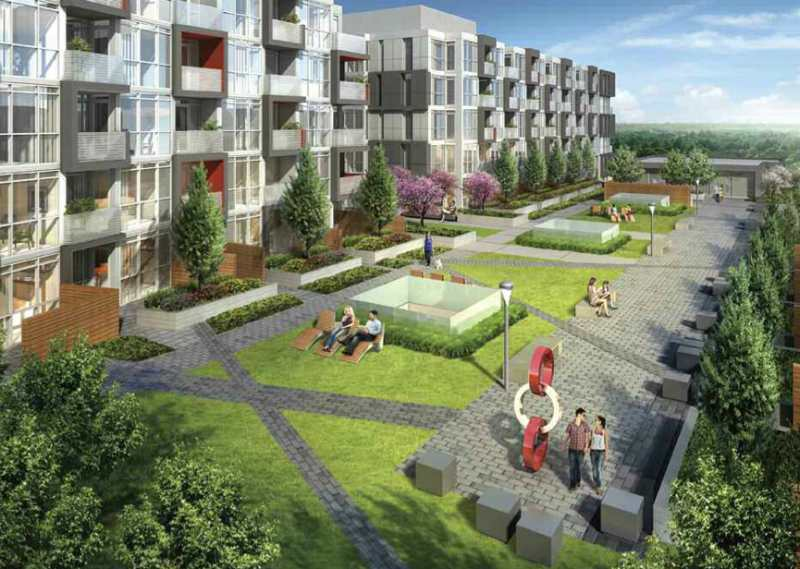 Link Condos + Towns at Dundas Street & Sutton Drive, Burlington, Ontario. Image 15