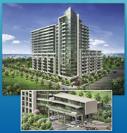 Neptune 2 - Water Park City Phase VI at 209 Fort York Blvd, Toronto, Ontario. Image 2