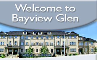 Bayview Glen at High Tech Rd and Bayview Ave, Richmond Hill, Ontario. Image 1