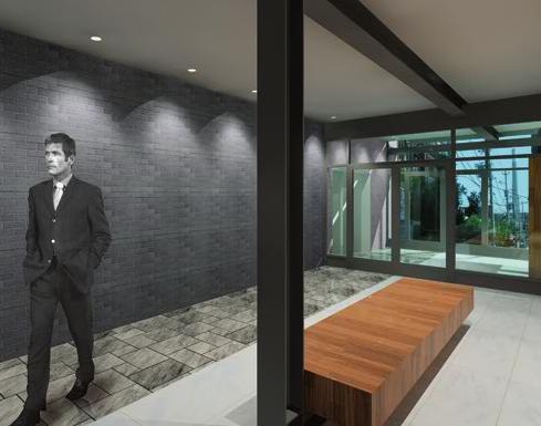 Work Lofts at 319 Carlaw Avenue, Toronto, Ontario. Image 4