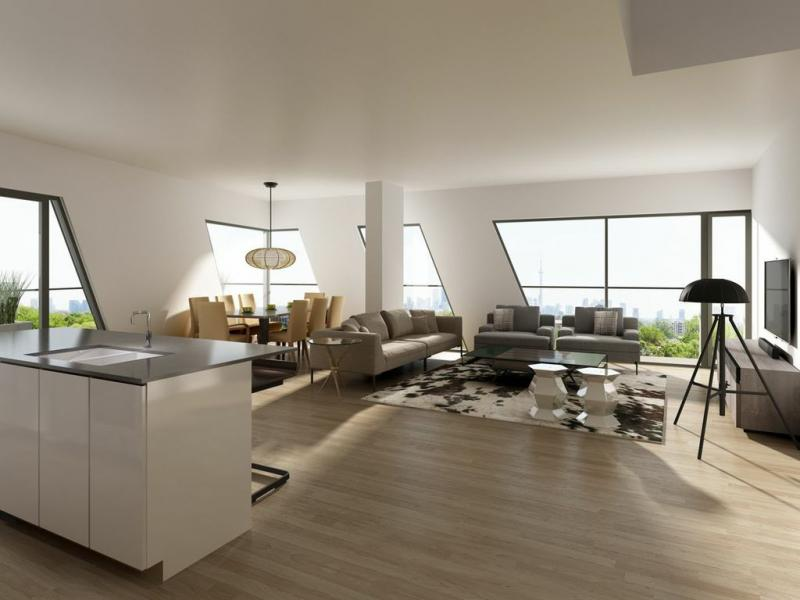 Enigma Lofts at 138 St Helens Ave, Toronto, Ontario. Image 3