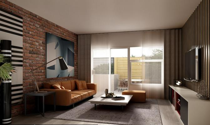 Enigma Lofts at 138 St Helens Ave, Toronto, Ontario. Image 4