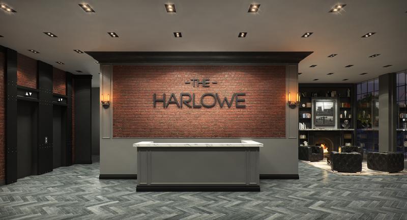 The Harlowe at 618 Richmond Street West, Toronto, Ontario. Image 6